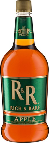 Rich & Rare Apple Flavored Whiskey - CaskCartel.com