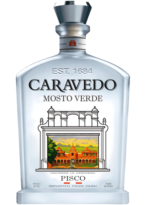 Pisco Caravedo (Formerly Pisco Porton) CaskCartel.com
