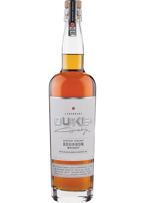 Duke Small Batch Kentucky Straight Bourbon Whiskey - Caskcartel.com