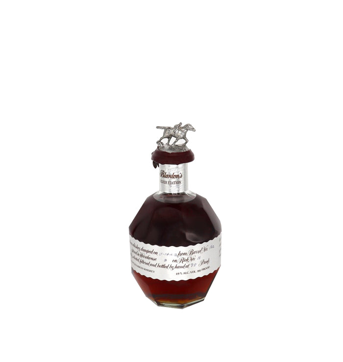 Blanton's Silver Edition Single Barrel (Dump Date 11-14-2002) (No Box) Kentucky Straight Bourbon Whiskey