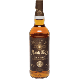 Bank Note Peated Reserve 5 Year Old Blended Scotch Whisky at CaskCartel.com