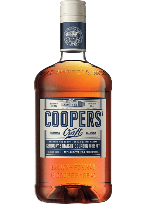 Cooper's Craft Kentucky Straight Bourbon Whiskey