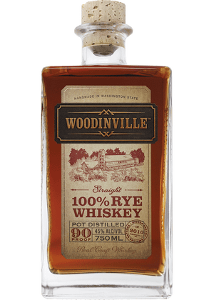 Woodinville Straight Rye Whiskey - CaskCartel.com