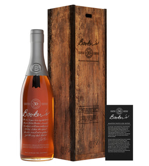 Booker's 30th Anniversary Limited Release CaskCartel.com 2