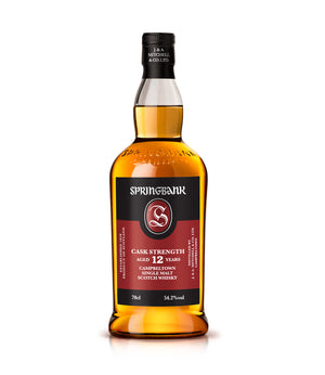 Springbank 12 Year Old Cask Strength Scotch Whisky - CaskCartel.com