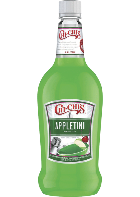 Chi Chi's Appletini Ready To Drink Cocktail