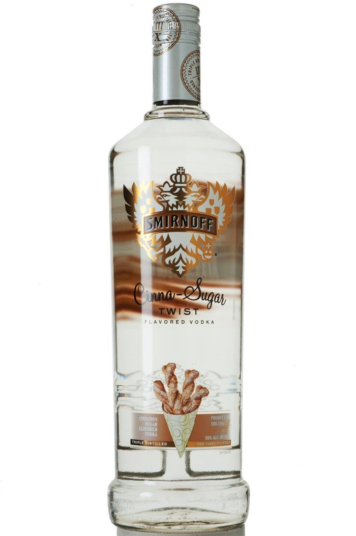 Smirnoff Cinna-Sugar Vodka