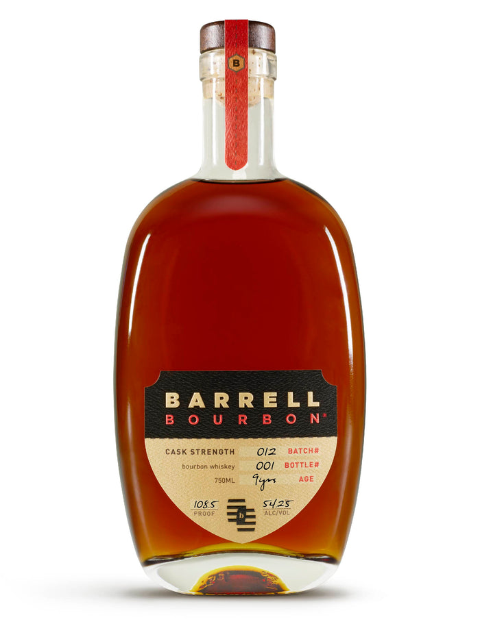Barrell Bourbon Batch 012 Whiskey