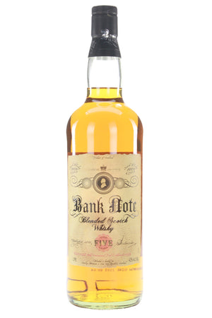 Bank Note 5 Year Old Blended Irish Whiskey at CaskCartel.com