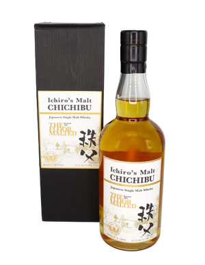 Ichiro's Malt Chichibu The Floor Malted in Presentation Box 2015 Whisky at CaskCartel.com
