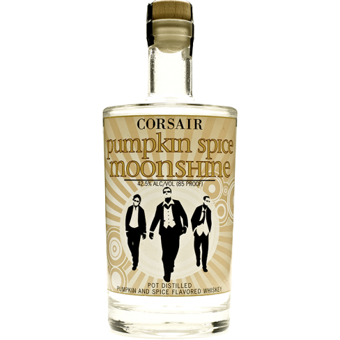 Corsair Pumpkin Spice Moonshine Whiskey