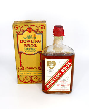 Dowling Bros A Ph. Stitzel Prohibition Pint 1929 Hand Made Sour Mash Whiskey at CaskCartel.com