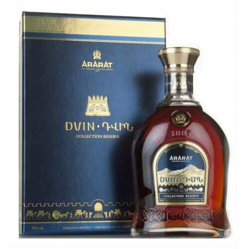 Ararat Dvin 100 Proof Armenian Brandy