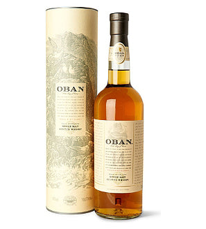 Oban 14 Year Old Single Malt Scotch Whisky  - CaskCartel.com