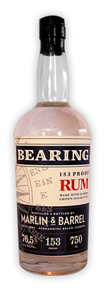 Marlin & Barrel Bearing Rum 153 Proof - CaskCartel.com