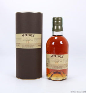 Aberlour 19 Year Old Sherry Cask (2018) Single Malt Scotch Whisky - CaskCartel.com