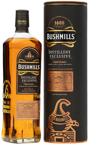 Bushmills Distillery Exclusive Matured in Acacia Wood Irish Whiskey at CaskCartel.com