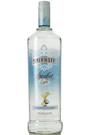 Smirnoff Sorbet Light Pineapple Coconut Vodka - CaskCartel.com