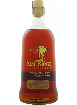 Palm Ridge Florida Rye Whiskey - CaskCartel.com