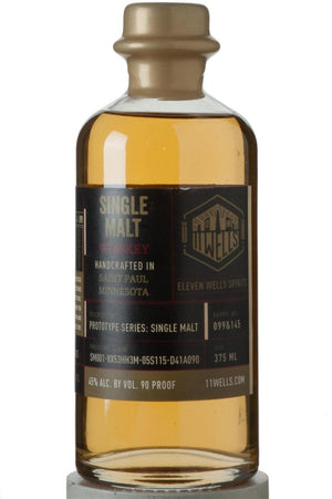 11 Wells Prototype Series Single Malt Whiskey - CaskCartel.com