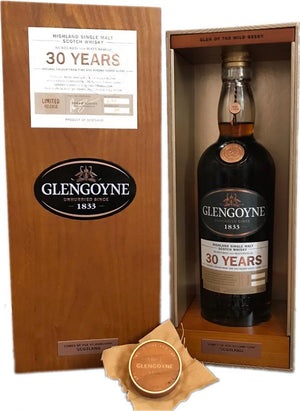 Glengoyne 30 Year Old Highland Single Malt Scotch Whisky - CaskCartel.com