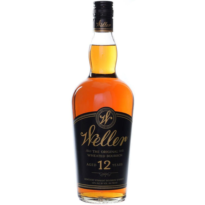 WL Weller 12 Year Old Kentucky Straight Wheated Bourbon Whiskey 1L