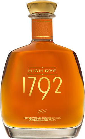 1792 High Rye Whiskey - CaskCartel.com