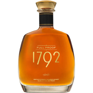 1792 Full Proof Kentucky Straight Bourbon Whiskey - CaskCartel.com