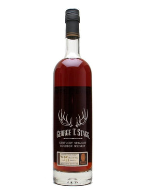 George T Stagg Limited Edition Barrel Proof 142.7 proof 2003 Release Kentucky Straight Bourbon Whiskey at CaskCartel.com