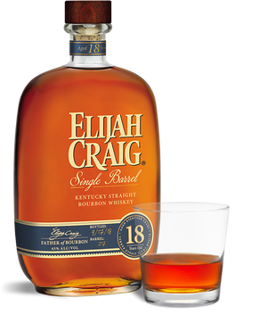 Elijah Craig 18 Year Kentucky Straight Bourbon Whiskey - CaskCartel.com