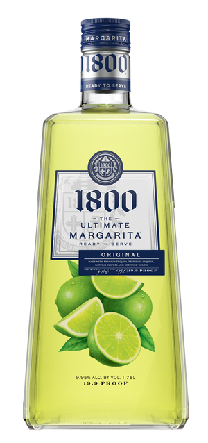 1800 The Ultimate Original Margarita RTD - CaskCartel.com