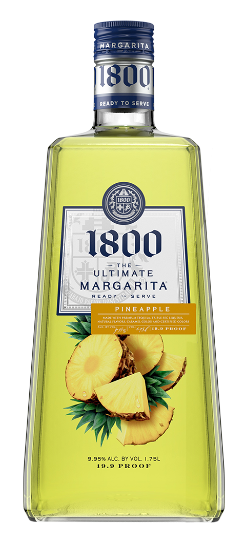 1800 The Ultimate Margarita Pineapple Liqueur