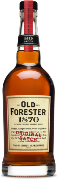 Old Forester 1870 Original Batch  - CaskCartel.com