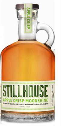 Stillhouse Apple Crisp (Glass Jar) Moonshine  at CaskCartel.com