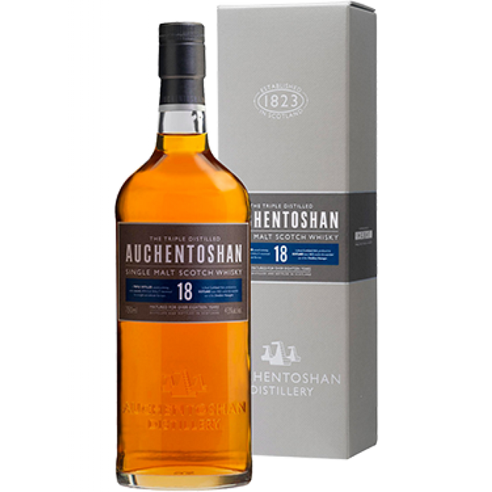 Auchentoshan 18 Year Old Single Malt Scotch Whisky