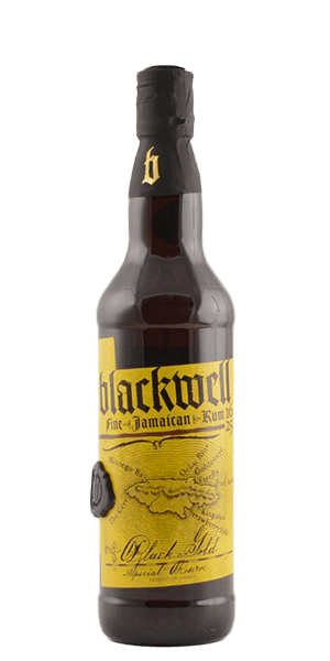 Blackwell Jamaican Black Gold Rum