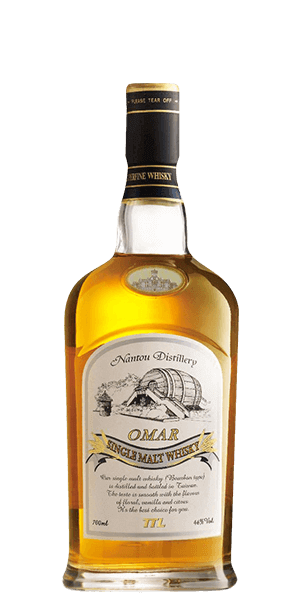 Omar Single Malt Whisky Bourbon Barrel Finish - CaskCartel.com