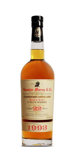 Alexander Murray Glenrothes 22 Year Old Single Malt Scotch Whisky - CaskCartel.com