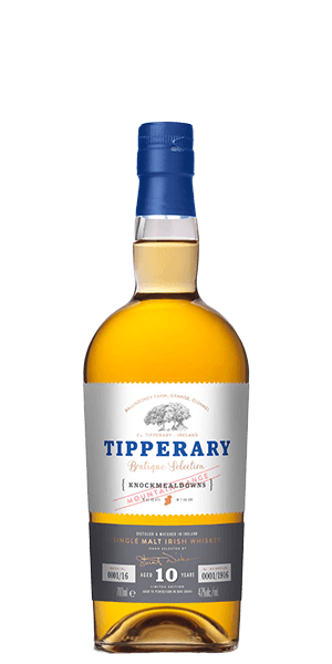 Tipperary Knockmealdowns 10 Years Old Boutique Selection - CaskCartel.com