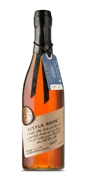 Little Book Chapter 2 Noe Simple Task Blended Straight Whiskey - CaskCartel.com