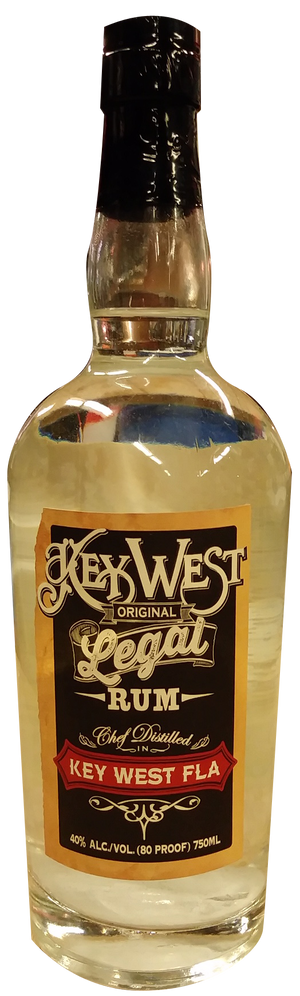Key West Distillery Original First Legal Rum - CaskCartel.com