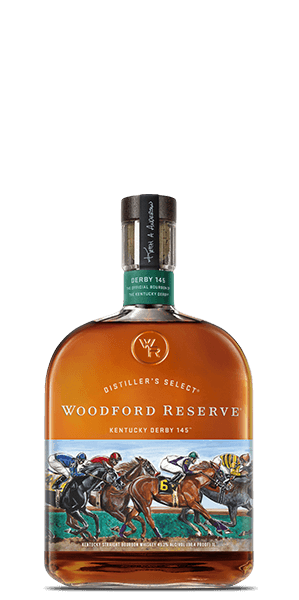 Woodford Reserve Kentucky Derby 145 Limited Edition Bourbon Whiskey - CaskCartel.com