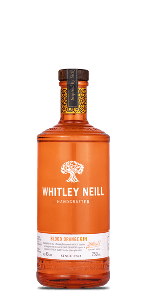 Whitley Neill Handcrafted Blood Orange Gin - CaskCartel.com