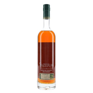Sazerac 18 Year (Fall 2020) Kentucky Straight Rye Whiskey at CaskCartel.com