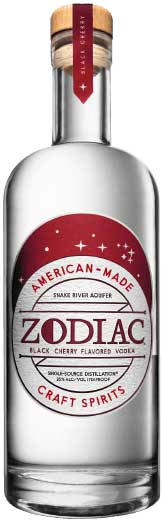 Zodiac Black Cherry Vodka - CaskCartel.com