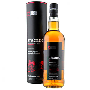 AnCnoc 22 Year Old Highland Single Malt Scotch Whisky - CaskCartel.com