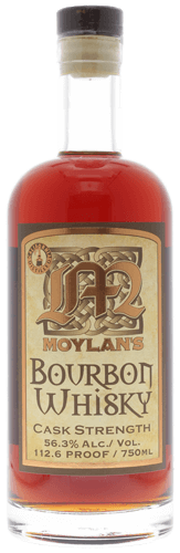 Moylan's Cask Strength Bourbon Whisky