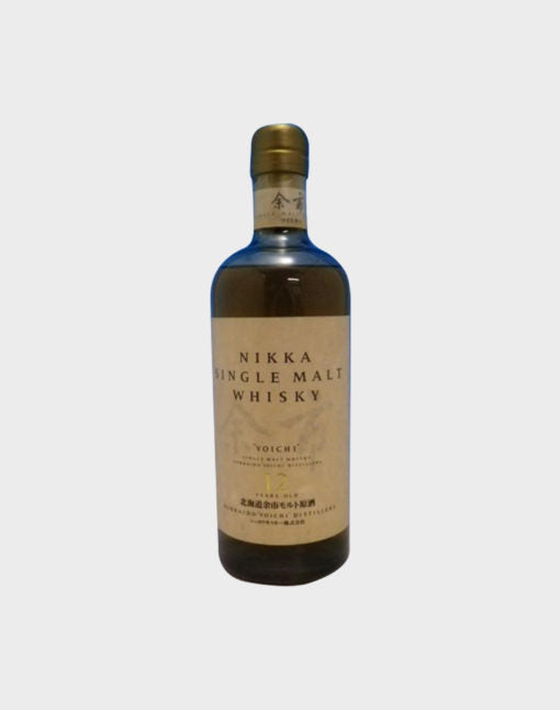 Nikka Single Malt Yoichi 12 Year Old Final Version No Box Whisky