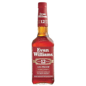 Evan Williams 12 Year 101 Proof Japan Bottling Kentucky Straight Bourbon Whiskey at CaskCartel.com