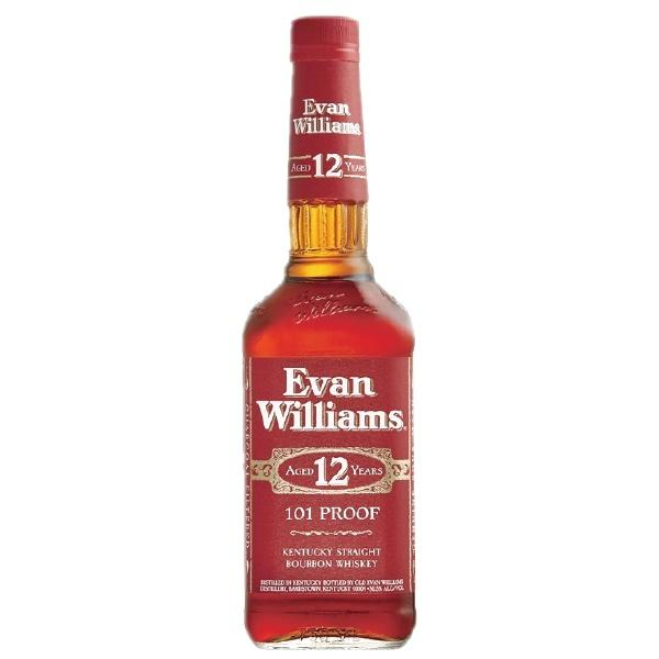 Evan Williams 12 Year 101 Proof Japan Bottling Kentucky Straight Bourbon Whiskey